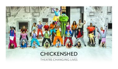 Our Partnership with Chickenshed Theatre