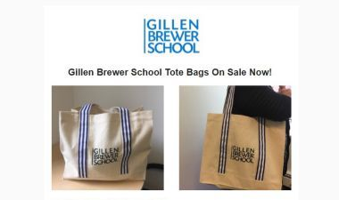 GBS Tote Bags on Sale Now!