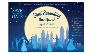 Start Spreading the News: the Annual Benefit